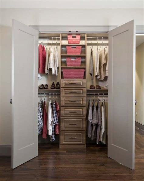 walk in closet design super small walk in closet ideas tips bedroom