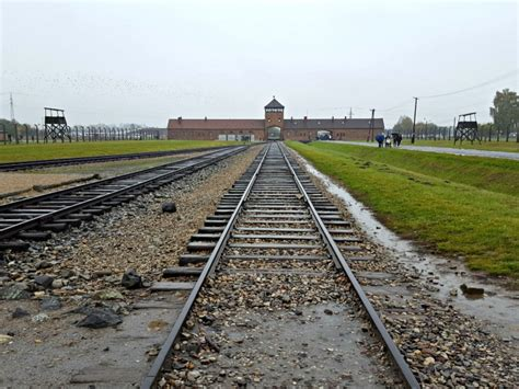 best auschwitz tour i went on an auschwitz tour from krakow this is what it