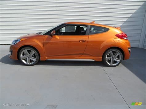 hyundai veloster turbo vitamin c vitamin c 2013 hyundai veloster turbo exterior photo