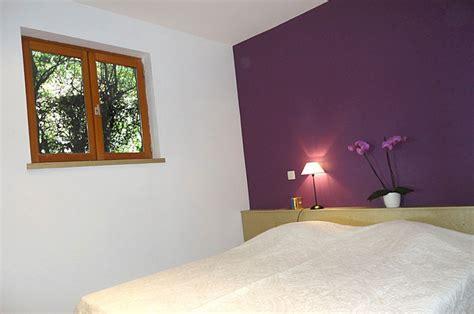 chambre en mauve chambre blanche et mauve photo 2 4 chambre blanche et