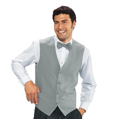 gilet cameriere gilet cameriere unisex grigio isacco 033012 www dalavoro it
