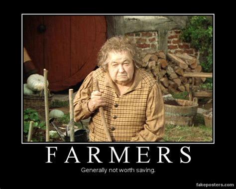 Farmer Meme - larp memes nerology