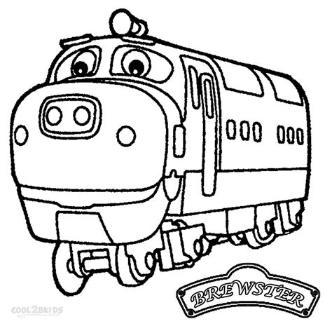Chuggington Coloring Pages To Download And Print For Free Chuggington Colouring Pages