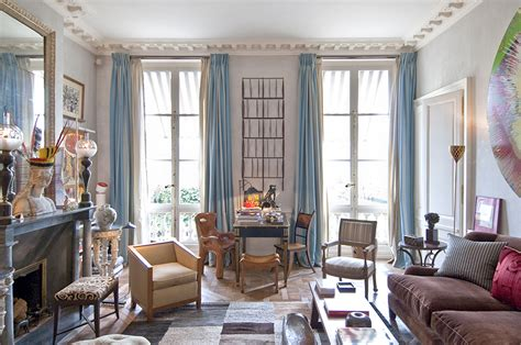 Decorated Homes Interior jacques grange interior design s french connection