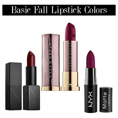 fall lipstick colors fall lipstick colors 2014 the best shades for the season 5