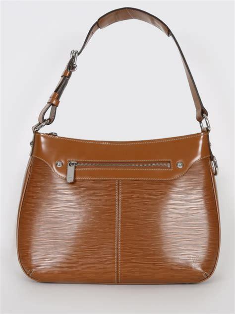 Louis Vuitton Epi Leather Pm by Louis Vuitton Turenne Pm Epi Leather Canelle Luxury Bags