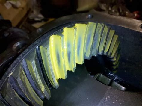 numeric pattern exles 10 bolt axle gear install by the numbers pic heavy