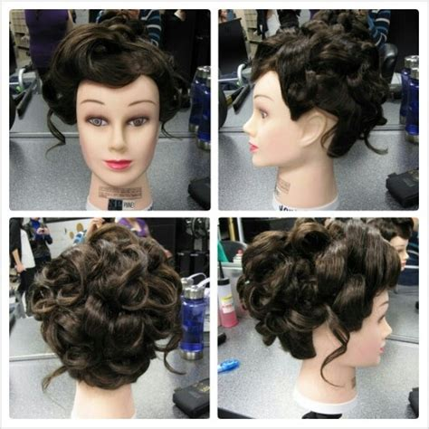 hair style of 1800 1800s updo hairstyle show stuff pinterest