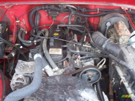 2 5 Jeep Engine 1995 Jeep Wrangler S 4x4 2 5 Liter Ohv 8 Valve 4 Cylinder