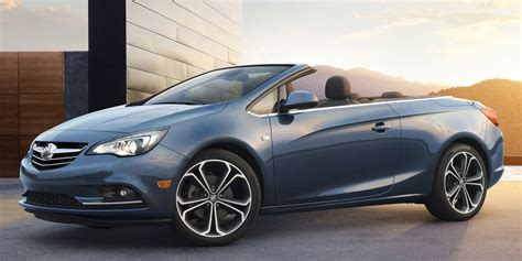 Buick Automobile Models 2016 Buick Cascada Photo Gallery