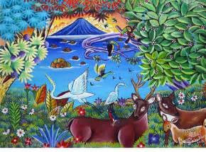 Craft Rooms On Pinterest - image gallery nicaraguan art