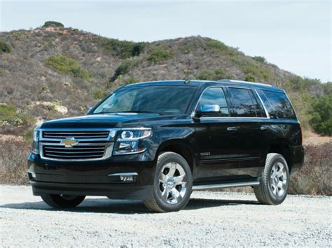 Photo Gallery: Full Size SUV Best Buy for 2015   Kelley