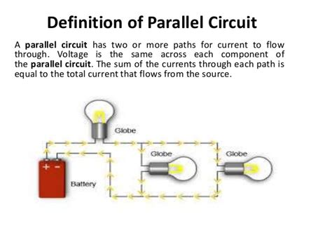 what is a circuit what is parallel circuit