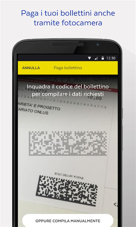 banco posta it bancoposta android apps on play