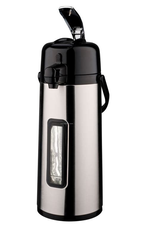 Thermos Air 1 Liter eco air lever 2 1 5 liter sightglass thermos with lever