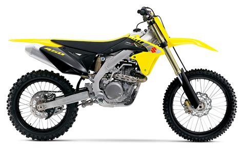 Suzuki Rm 450 by Motocross Magazine Look The 2017 Suzukis Are