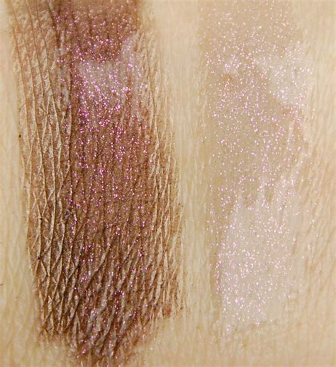 Viva Eyeshadow Silver mac cosmetics viva glam rihanna 2 lipstick and lipglass review and comparison swatch and review