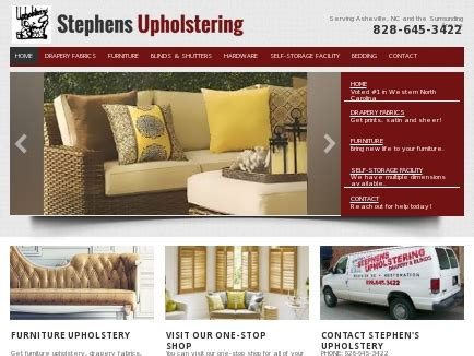 upholstery asheville nc stephen s upholstery drapery fabrics asheville nc