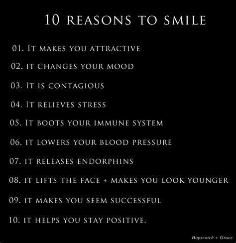 10 Reasons To Smile In bits of lovely 10 reasons to smile a guest post