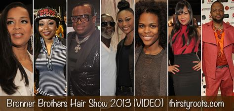 bonner brothers 2015 atlanta bonner bros 2013 winners bronner hair show atlanta 2013