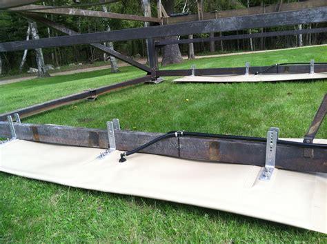 boat lift helper how it works boat lift installation - Boat Lift Helper Air Bags