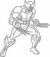 Printable Wolverine Coloring Pages | Coloring Me