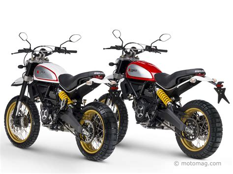Motorrad Ducatii by Ducati Scrambler 2017 Desert Sled Et Cafe Racer Moto