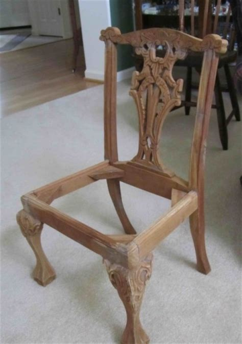 Chip And Dale Antique Furniture by Chair Affair Artist Rurik Nw Furniture Bank