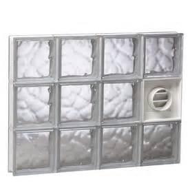 Wavy Glass Windows
