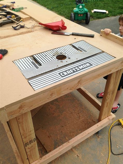 diy saw bench building your own wooden workbench make