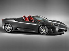Car Ferrari F430 Spider