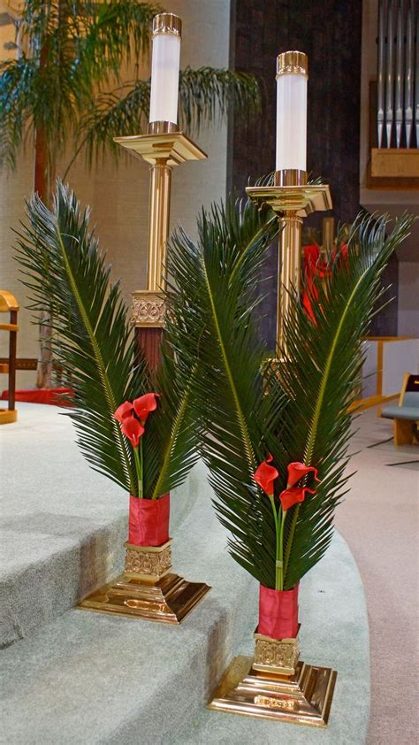 Palm Sunday Decorations Church by 418 Best Images About Church Ideas On