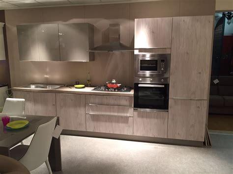 net cucine netcucine cucina moderna lineare con elettrodomestici