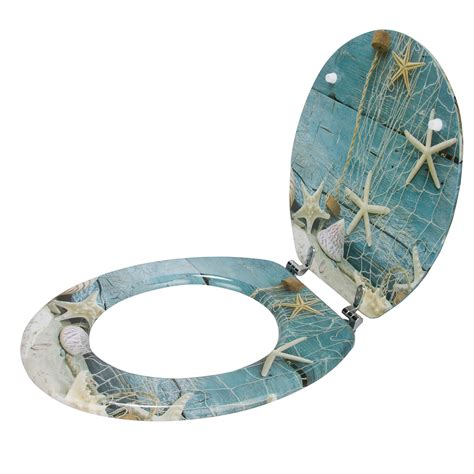 nautical toilet seat cover nautical toilet seat