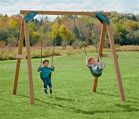 small swings playground sets equipment the home depot