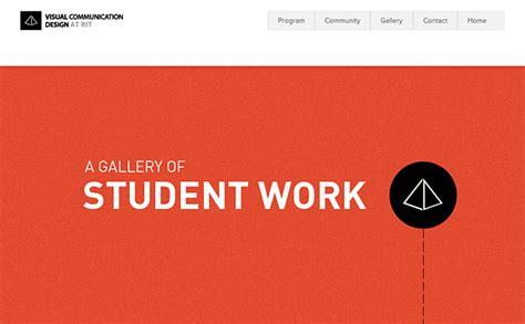 visual communication design masters programs chris jackson graduate director for mfa design program