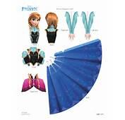 Figuras Para Armar Los Personajes De Frozen