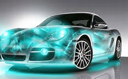 Green Cool Car Backgrounds