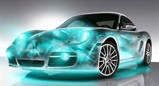Light Blue Cool Cars