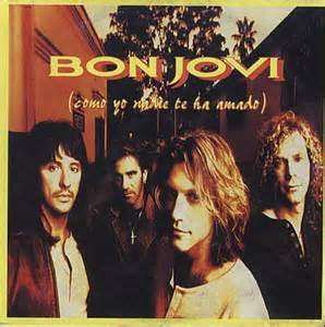 Como Yo Nadie Te Ha Amado Bon Jovi Youtube | bon jovi como yo nadie te ha amado mexican promo cd single