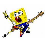 Spongebob Squarepants Spongerocker