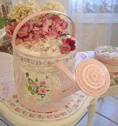 shabby chic watering can pictures photos and images for