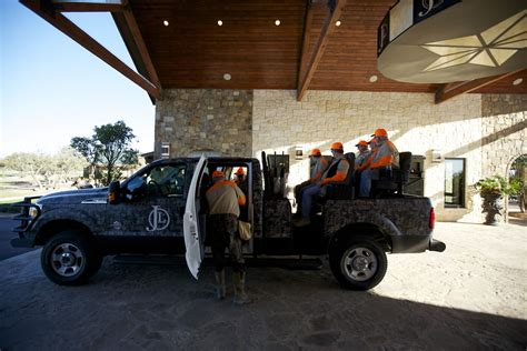 hunting truck hunting jl bar ranch resort