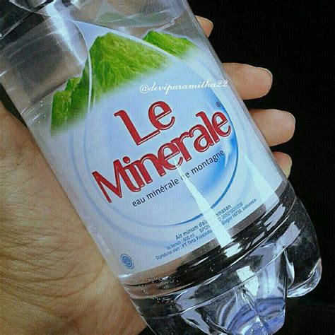 Minuman Le Minerale 600ml jual le mineral 600 ml air minum kemasan cloudinmart