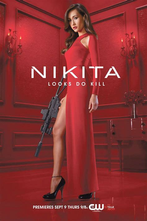 Film Serial Nikita | liz tells frank what happened in the cw s nikita sorta