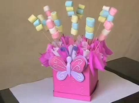 decoracion de bombones para fiestas bombones para centro de mesa para una fiesta de ni 241 as con