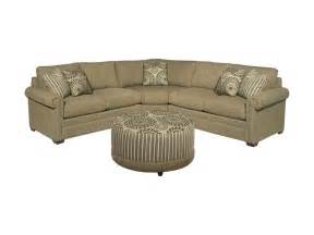 hickorycraft living room sectional f9123 sect