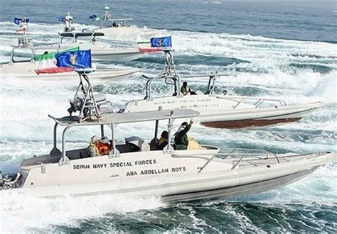 speed boat knots irgc navy set to develop boats with 80 knots speed commander