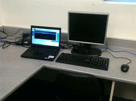 Monitor Nathans Our Graphics Lab Now With Dell E Port Replicators For E4310 Notebooks Nathan Beveridge