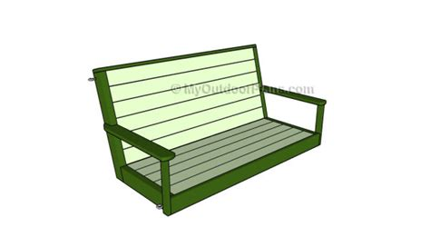 porch swing plans free 10 free porch swing plans free porch swing plans how